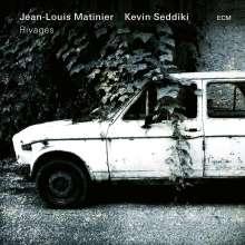 Jean-Louis Matinier & Kevin Seddiki: Rivages, CD