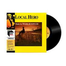 Mark Knopfler: Filmmusik: Local Hero (Half Speed Remastering) (180g), LP