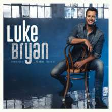 Luke Bryan: Born Here Live Here Die Here, CD