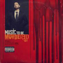 Eminem: Music To Be Murdered By, 2 LPs