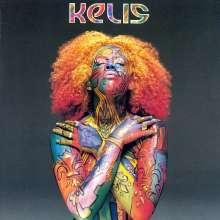 Kelis: Kaleidoscope (20th Anniversary Edition) (180g) (Transparent Orange Vinyl), 2 LPs