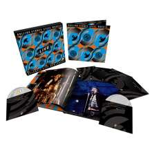 The Rolling Stones: Steel Wheels Live (Atlantic City 1989) (Limited Collector's Edition), 3 CDs, 2 DVDs und 1 Blu-ray Disc