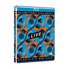 The Rolling Stones: Steel Wheels Live (Atlantic City 1989), Blu-ray Disc