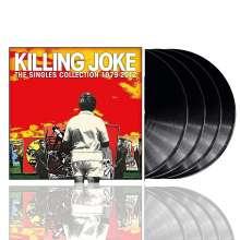 Killing Joke: Singles Collection 1979 - 2012, 4 LPs