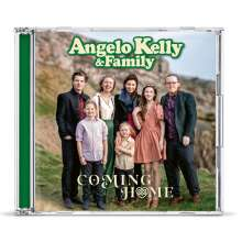 Angelo Kelly & Family: Coming Home, CD