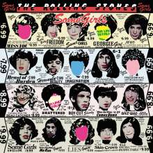 The Rolling Stones: Some Girls (remastered) (180g) (Half Speed Master), LP
