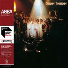 Abba: Super Trouper (40th Anniversary) (180g) (Half Speed Master) (Limited Edition) (45 RPM), 2 LPs