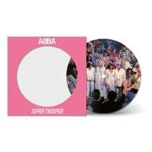"""Abba: Super Trouper (Limited 7"""" Picture Disc), Single 7"""""""