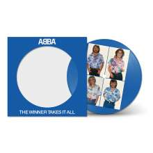 "Abba: The Winner Takes It All (Limited 7"" Picture Disc), Single 7"""