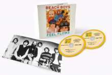 """The Beach Boys: """"Feel Flows"""": The Sunflower & Surf's Up Sessions 1969 - 1971, 2 CDs"""