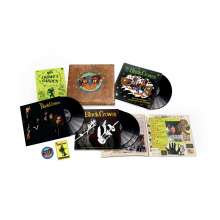The Black Crowes: Shake Your Money Maker (Limited Super Deluxe Edition), 4 LPs