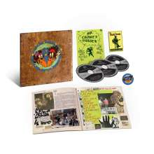 The Black Crowes: Shake Your Money Maker (Limited Edition), 3 CDs