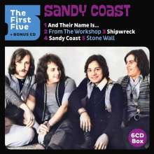 Sandy Coast: First Five (Limited Edition), 6 CDs