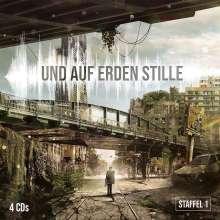 Jochim-C. Redeker: Und auf Erden Stille - Staffel 1 (4CD Hörspielbox), 4 CDs