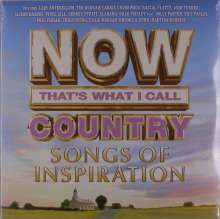 Now That's What I Call Country: Songs Of Inspiration, 2 LPs