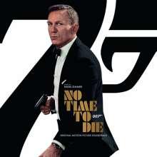 Filmmusik: James Bond: No Time To Die (Keine Zeit zu sterben) (180g), 2 LPs
