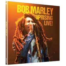 Bob Marley (1945-1981): Uprising Live! (Live From Westfalenhalle, 1980) (75th Anniversary) (180g) (Limited Edition) (Yellow Vinyl), 3 LPs