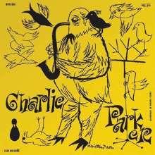 Charlie Parker (1920-1955): The Magnificent Charlie Parker, LP