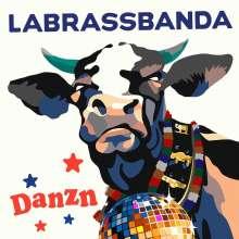 LaBrassBanda: Danzn, CD