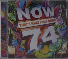 Now That's What I Call Music! Vol.74, CD