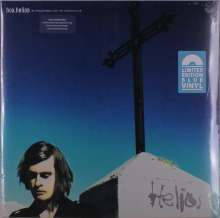Phillip Boa & The Voodooclub: Helios (remastered)  (Limited Edition) (Blue Vinyl), 2 LPs