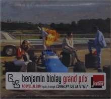 Benjamin Biolay: Grand Prix, CD