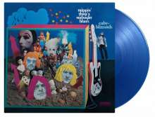 Cuby & The Blizzards: Trippin' Thru' A Midnight Blues (180g) (Limited Numbered Edition) (Transparent Blue Vinyl), LP