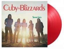 Cuby & The Blizzards: Sometimes (180g) (Limited Numbered Edition) (Transparent Red Vinyl), LP