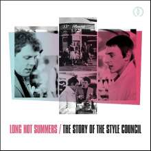 The Style Council: Long Hot Summers: The Story Of The Style Council, 2 CDs