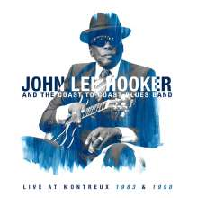 John Lee Hooker: Live At Montreux 1983 & 1990, 2 LPs