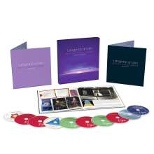 Tangerine Dream: Pilots Of Purple Twilight - The Virgin Recordings 1980-1983 (Remastered 2020), 10 CDs