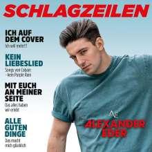 Alexander Eder: Schlagzeilen, CD