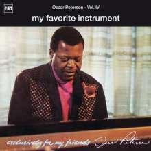 Oscar Peterson (1925-2007): My Favorite Instrument, CD