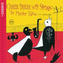 Charlie Parker (1920-1955): The Master Takes, CD