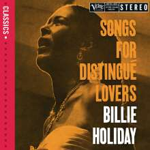 Billie Holiday (1915-1959): Songs For Distingué Lovers (Classics), CD