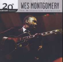 Wes Montgomery (1925-1968): 20th Century Masters: Millennium..., CD