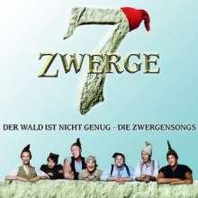Filmmusik: 7 Zwerge - Der Wald ist nicht genug: Die Zwergensongs, CD