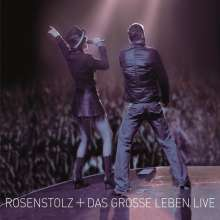 Rosenstolz: Das große Leben live, 2 CDs