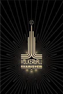 Rammstein: Völkerball (Special Edition/DVD + Dokumentation DVD + CD), 3 DVDs