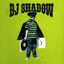 DJ Shadow: The Outsider, CD