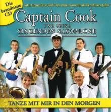 Captain Cook & Seine Singenden Saxophone: Tanze mit mir in den Morgen, CD