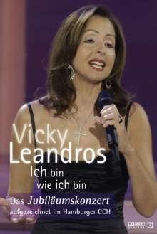 Vicky Leandros: Ich bin wie ich bin - Das Jubiläumskonzert im Hamburger CCH, DVD