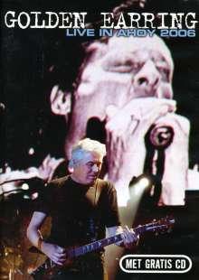 Golden Earring (The Golden Earrings): Live In Ahoy 2006 (DVD + CD), 2 DVDs