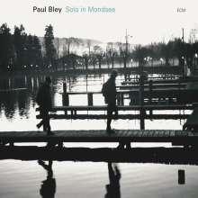 Paul Bley (1932-2016): Solo in Mondsee, CD