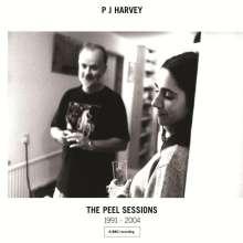 PJ Harvey: The Peel Sessions 1991 - 2004, CD