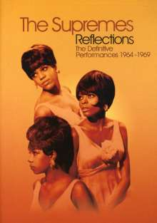 The Supremes: Reflections: The Definitive..., DVD