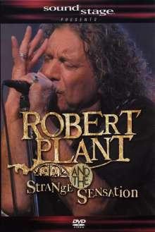 Robert Plant: Robert Plant And The Strange Sensation, DVD