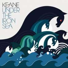Keane: Under The Iron Sea, CD