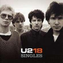 U2: 18 Singles, CD