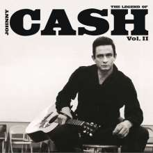 Johnny Cash: Ring Of Fire - The Legend Of Johnny Cash Vol. 2, CD
